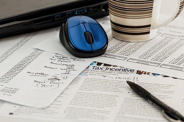 biuro rachunkowe, dokumenty