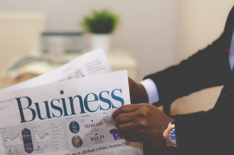 gazeta biznesowa